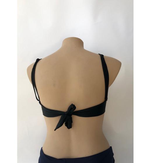 D/DD Underwire Halter Bikini Top