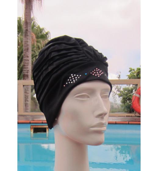 Turban Swim Cap