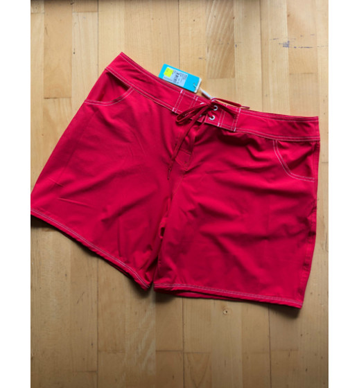 Seafolly Red Boardshort