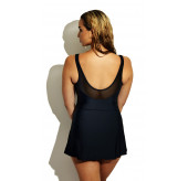 Black Georgina Swimsuit