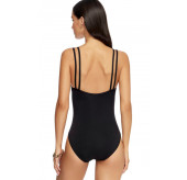 Double Strap Swimsuit