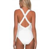 Infinity Swimsuit -White