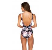 Zinnia Surplice Swimsuit