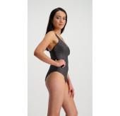 Metallic Chic Swimsuit