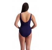 Faux Wrap Swimsuit