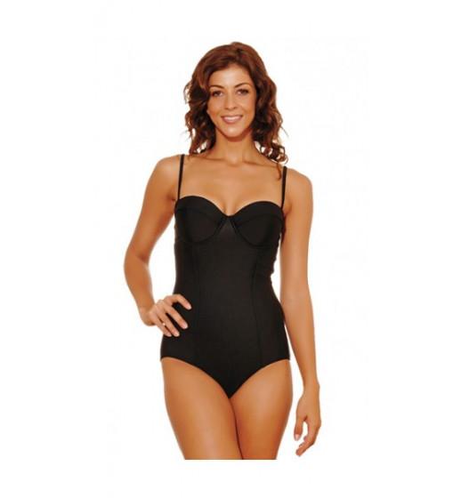 Monroe Swimsuit in Black