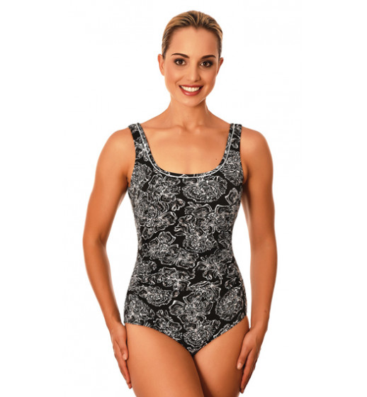 Angelina- Classic Blooms Swimsuit
