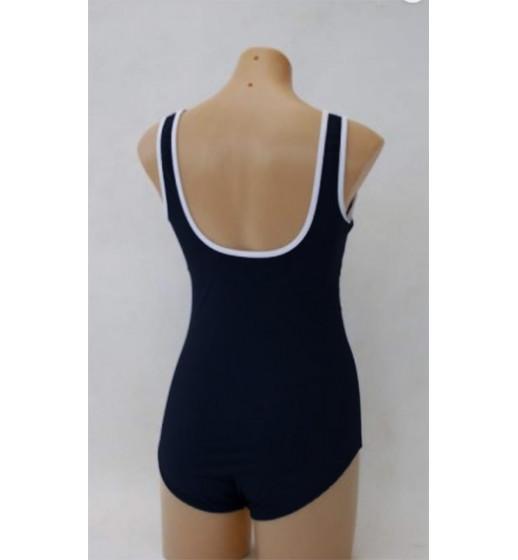 Heritage High Neck Swimsuit
