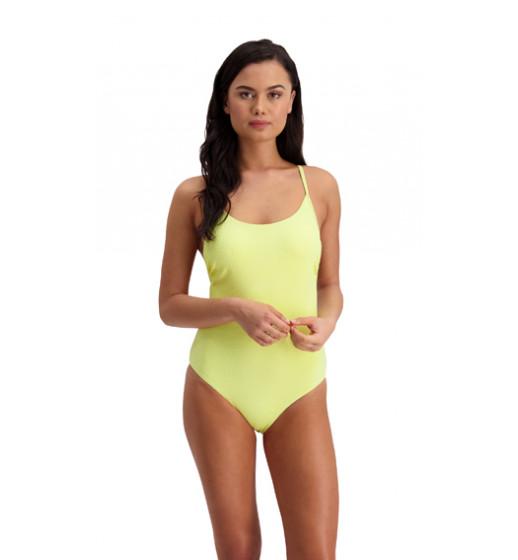 U Neck Swimsuit