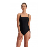 Straight Neck Swimsuit