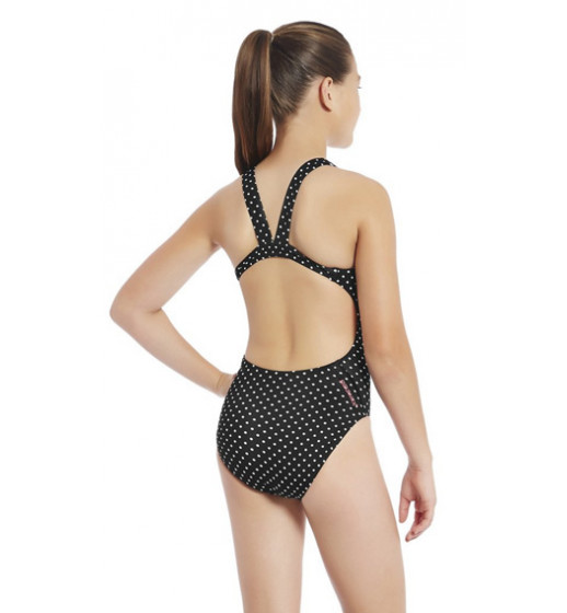 Dot to Dot Leader back Swimsuit
