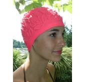 Retro Rose Swim Cap-Pk