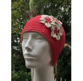 Retro Red Cap 3119-41